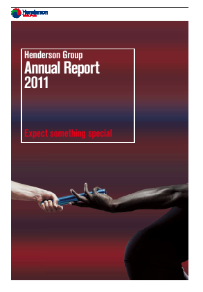 Henderson Group Plc annual report 2011