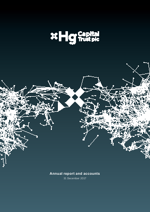 HG Capital Trust annual report 2017