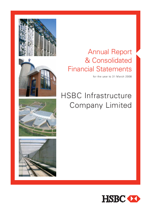 HICL Infrastructure Co annual report 2008