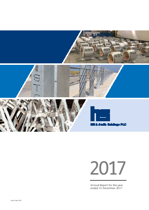 Hill & Smith Holdings annual report 2017