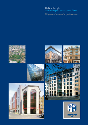 Helical Plc annual report 2005
