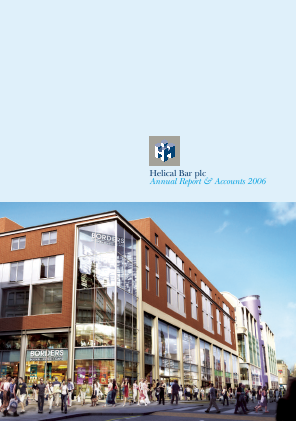Helical Plc annual report 2006
