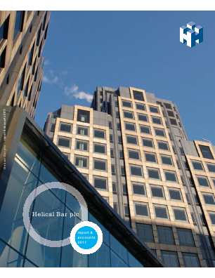 Helical Plc annual report 2011