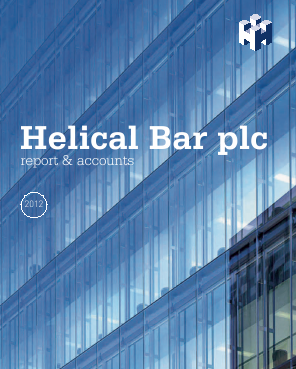 Helical Plc annual report 2012