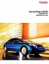 Honda Motor annual report 2006