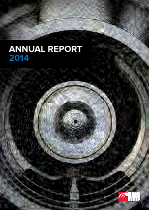 Hms Hydraulic Mach & Sys Group Plc annual report 2014
