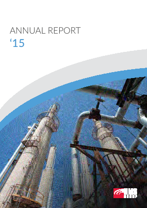 Hms Hydraulic Mach & Sys Group Plc annual report 2015