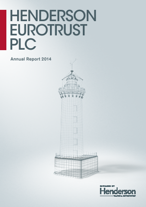Henderson Eurotrust annual report 2014