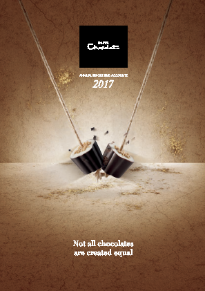 Hotel Chocolat Group annual report 2017