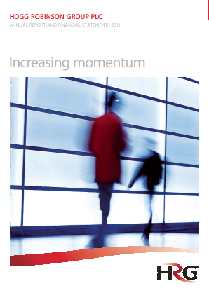 Hogg Robinson Group Plc annual report 2011