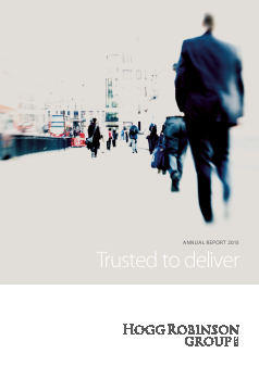 Hogg Robinson Group Plc annual report 2015