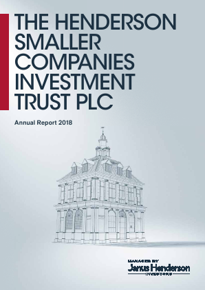 Henderson Smaller Companies Investment Trust annual report 2018