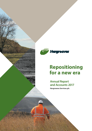 Hargreaves Services annual report 2017