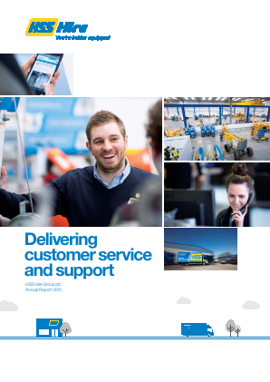 HSS Hire Group Plc annual report 2015