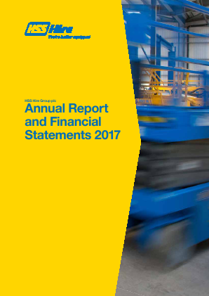 HSS Hire Group Plc annual report 2017