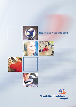 Homeserve annual report 2002