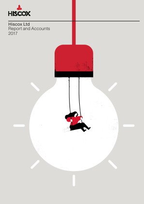 Hiscox annual report 2017