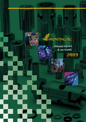 Hunting annual report 2009