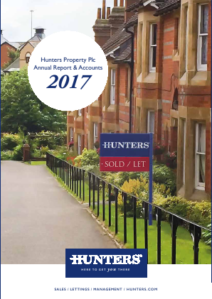 Hunters Property Plc annual report 2017
