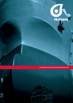 Hurricane Energy Plc annual report 2017