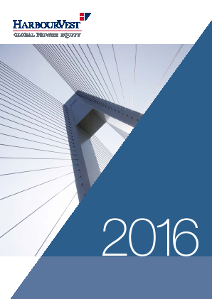 Harbourvest Global Private Equity annual report 2016