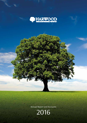 Harwood Wealth Management Group annual report 2016