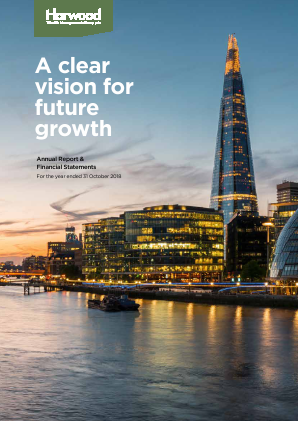 Harwood Wealth Management Group annual report 2018