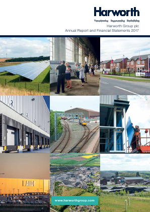 Harworth Group Plc annual report 2017
