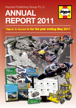 Haynes Publishing Group annual report 2011