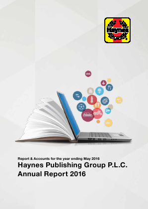 Haynes Publishing Group annual report 2016