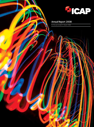 NEX Group (previously ICAP) annual report 2008