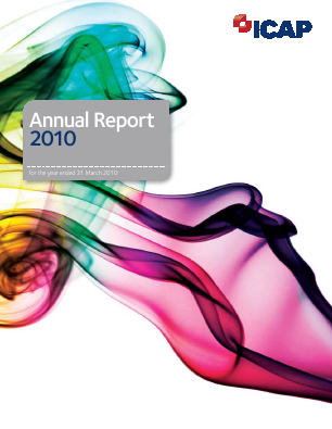 NEX Group (previously ICAP) annual report 2010