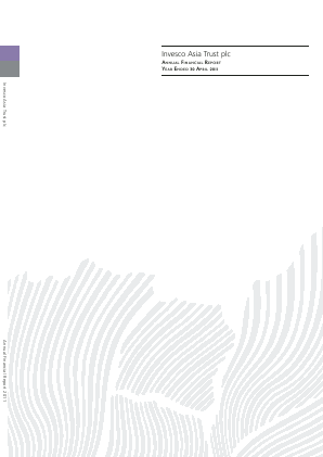 Invesco Asia Trust annual report 2011