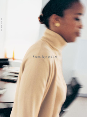 IBM annual report 2002