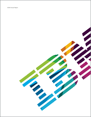 IBM (International Bus Mach Corp) annual report 2009