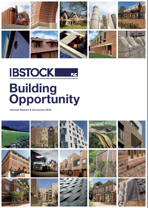 Ibstock Plc annual report 2015
