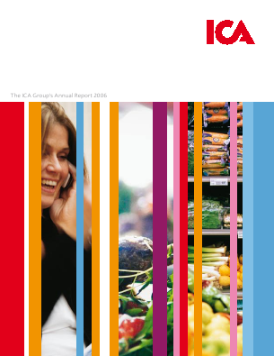 ICA Gruppen annual report 2006