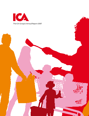 ICA Gruppen annual report 2007