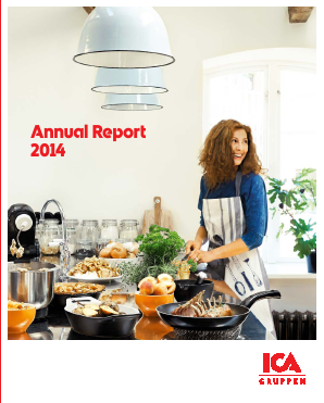 ICA Gruppen annual report 2014
