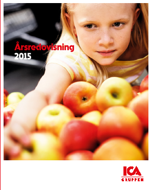 ICA Gruppen annual report 2015