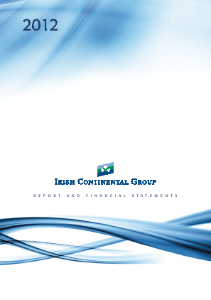 Irish Continental Group annual report 2012