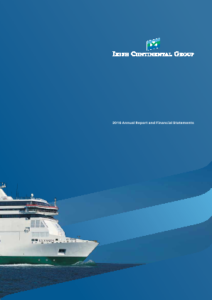 Irish Continental Group annual report 2016
