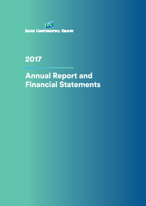 Irish Continental Group annual report 2017
