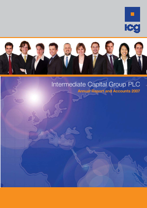 Intermediate Capital Group annual report 2007