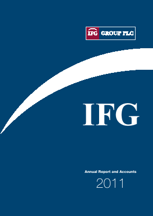 IFG Group annual report 2011