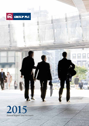 IFG Group annual report 2015
