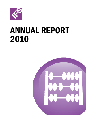 Industrial & Financial Syst. annual report 2010