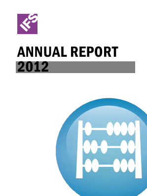 Industrial & Financial Syst. annual report 2012