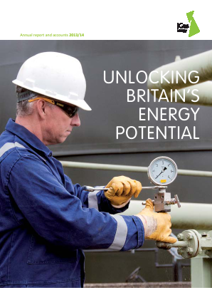 Igas Energy Plc annual report 2014
