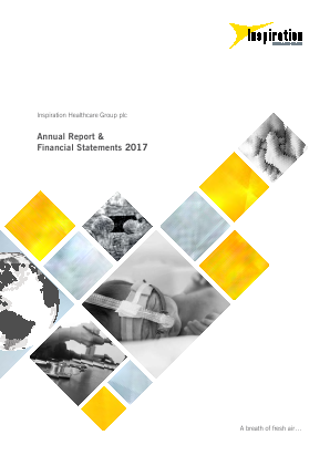 Inspiration Healthcare Group Plc annual report 2017